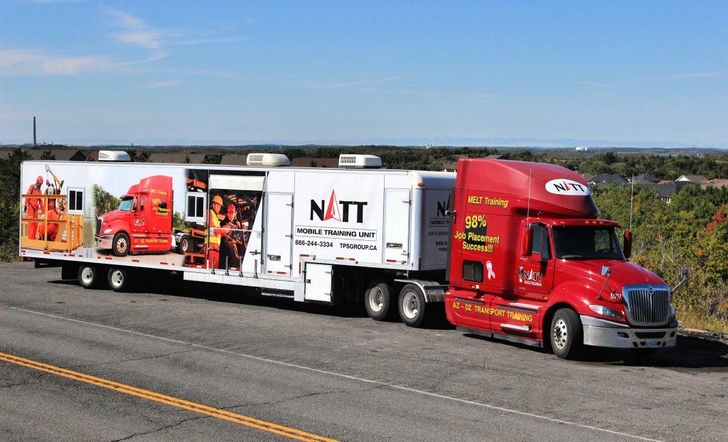 Northern Academy of Transportation Training