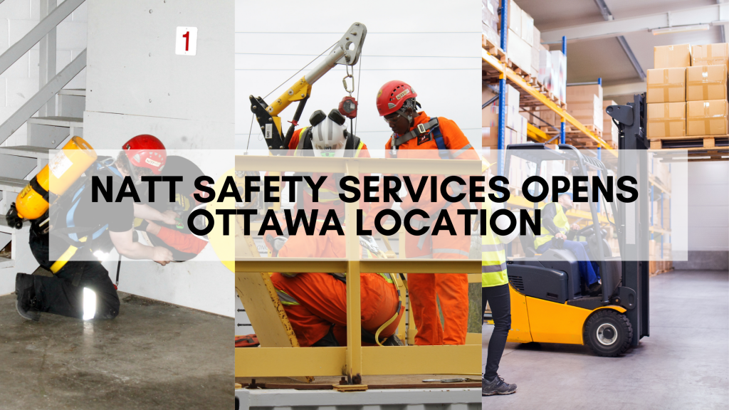 Read more about the article NATT Safety Services Opens Ottawa Location